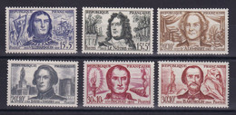 D 114 / N° 1207/1212 NEUF** COTE 10€ - Collezioni