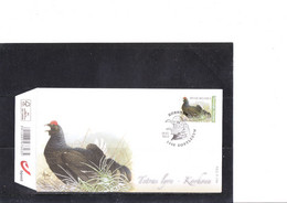 Buzin 4305 Tetras Lyre - 1985-.. Birds (Buzin)