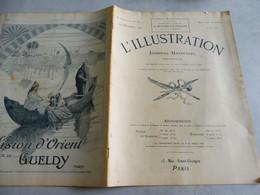 L'ILLUSTRATION 29 DECEMBRE 1917-PLUS GRANDE PHOTO DE GUERRE-RUSSIE-PETROGRAD-BUTORS DE LA FINETTE-CAILLAUX-CHARS - L'Illustration