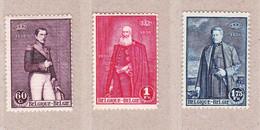 1930 Nr 302-04* Met Scharnier.Eeuwfeest Onafhankelijkheid. - Unused Stamps