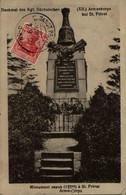 57 - Denkmal Des Kgl. Sächsischen (XII.) Armeekorps Bei St. Privat - Monument Saxon à St. Privat - Autres Communes