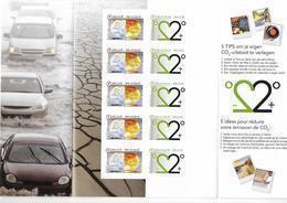 Belg. 2017 - COB N° B161 ** - Climat Perturbé (Klimaat) - Timbres 4682 & 4683 - Unused Stamps