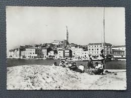 ROVINJ - Croatia, Postcard Traveled 1956  (aukR45) - Croatia