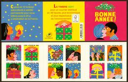 2015  Carnet  AA  N° BC1190   Neuf**  ETAT IMPECCABLE  (faciale: 12.96€) - Commemorrativi