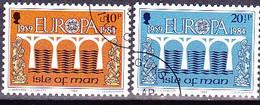 Isle Of Man - Europa (MiNr: 261/2) 1984 - Gest Used Obl - 1984