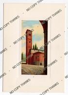 COMO  - Dandolo Bellini - Collezione I Campanili D'Italia - Arte Pittura - Contemporanea (a Partire Dal 1950)