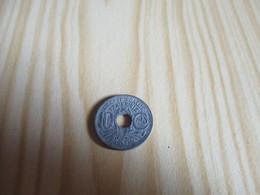 France - 10 Centimes Lindauer 1941.Cmes Non Souligné.N°1893. - D. 10 Centimes