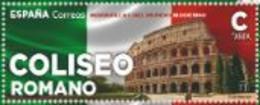ESPAGNE SPANIEN SPAIN ESPAÑA 2021 WONDERS MODERN WORLD: ROMAN COLOSSEUM MNH ED 5457 MI 5497 YT 5197 - 2011-... Neufs