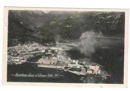 Postcard 1951 Used Ocean Falls B.C. Canada With Ship Cancel See Description - Andere