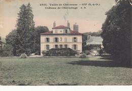 GIF Vallée De Chevreuse  Chateau De L'hermitage - Unclassified