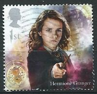 GROSSBRITANNIEN GRANDE BRETAGNE GB 2018 HARRY POTTER: HERMIONE GRANGER 1ST USED SG 4141 MI 4270 YT 4690 SC 3780 - Blokken & Velletjes