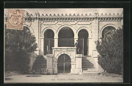 CPA Tunis, Chateau D`Eau - Tunesië