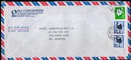 Japon - 1990 - Letter -Sent To Argentina - A1RR2 - Cartas