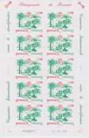 Monaco Mi 2898 - International Humanitarian And Social Cooperation - Fight Against Desertification Full Sheet * * 2008 - Neufs