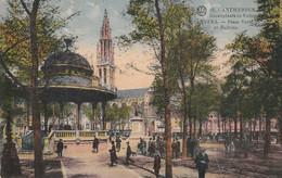Belgique   Anvers  Place Verte - Antwerpen