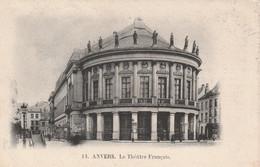 Belgique   Anvers  Le Théatre Français - Antwerpen