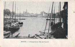 Belgique   Anvers  L'escaut De La Tete De Flandre - Antwerpen