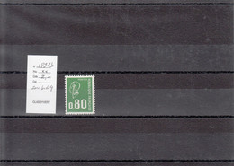 Variété - YT 1891 B  (**)  Sans Phosphore - Variedades: 1970-79 Nuevos