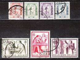 998/1004  Les Infirmières - Série Complète - Oblit. - LOOK!!!! - Used Stamps