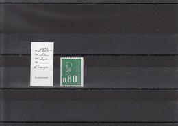 Variété - YT 1894 A  (**) N° Rouge - Variedades: 1970-79 Nuevos