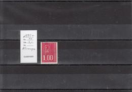 Variété - YT 1895 A  (**) N° Rouge Au Choix - Variedades: 1970-79 Nuevos