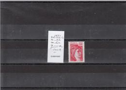 Variété - YT 1972 C  (**) Pas De Phosphore - Gomme Tropicale - Variedades: 1970-79 Nuevos