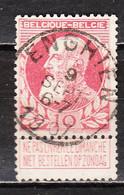 74  Grosse Barbe - Bonne Valeur - Oblit. Centrale ENGHIEN - LOOK!!!! - 1905 Thick Beard