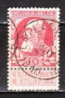 74  Grosse Barbe - Bonne Valeur - Oblit. Centrale LA PLANTE (NAMUR) - LOOK!!!! - 1905 Thick Beard