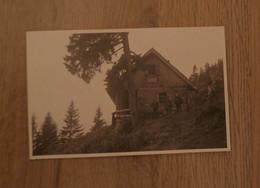Vilfanova Koča Na Begunjščici, Begunjscica, 1920s, Mountain Hut, Roblekov Dom, Radovljica, Gorenjska, Planinska Koča - Slovenië