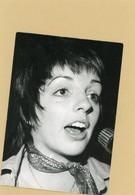 Photo Originale - La Chanteuse LIZA MINELLI  En 1972 - Identified Persons