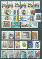 ITALIA - 1993 -  MNH/*** LUXE - YR COMPLETE - Yv 1986-2040 Mi 2254-2307 Sa 2034-2087 - Lot 23268 - INCL. BLOC & BOOKLET - Volledige Jaargang
