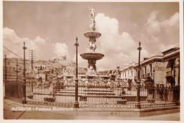 Cartolina - Messina - Fontana Montorsoli - 1930 Ca. - Messina