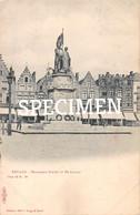 Monument Breydel Et De Coninck - Bruges - Brugge - Brugge