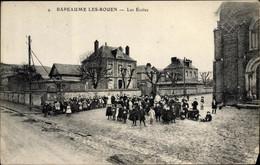 CPA Bapeaume Les Rouen Canteleu Seine Maritime, Les Ecoles - Other Municipalities
