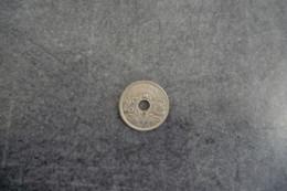 Piece De 25 Centimes Maillechort (Cuivre 600‰, Nickel 200‰ Et Zinc 200‰) 1939 Lindauer - En SUP - F. 25 Centimes
