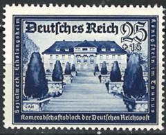 Deutsches Reich 1939. Mi.Nr. 713, *, MH - Ungebraucht