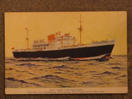 ROYAL MAIL LINE EDEN OFFICIAL - Cargos