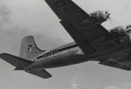 Photo X2SABENA Avion DOUGLAS DC4 Circa 1950 Avion Aviation Vliegtuig - Aviation