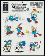 USA Stickers 1996 Atlanta Olympic Games -   A4 Size (H59M) - Estate 1996: Atlanta