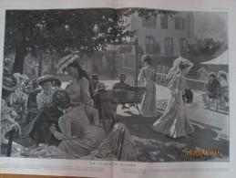 1905 Le Tennis A Dinard - Dinard