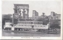 Philae - Vue - Aswan