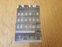 Luxembourg : Ancienne CP De L'hôtel Terminus (1934) . Taxée En Belgique (voir Dos) - Luxemburgo - Ciudad