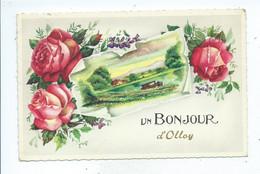 Olloy Bonjour ( Cachet D'Olloy ) - Viroinval