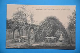 "Bornhem - Lusthof Van ""het Reuzenhuis"" Animée. Rare - Bornem"