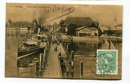 Carte Allemagne : KONSTANZ   A   VOIR   !!!! - Konstanz