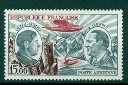 France 1973 - Y & T N. 48 Poste Aérienne - Guillaumet Et Codos - 1960-.... Mint/hinged