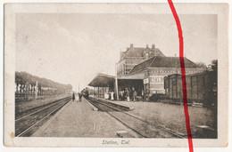 Tiel - Station Bahnhof Gare Statie - Ca. 1910 - Tiel