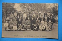 Namur 1928: Internat Russe St Georges, 16 Avenue De Salzinnes. Rare - Namen