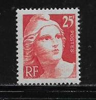 FRANCE  ( FVT - 46 )  1945  N° YVERT ET TELLIER  N° 729   N** - Varieteiten: 1945-49 Postfris