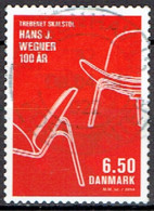 DENMARK #  FROM 2014  STAMPWORLD 1707 - Used Stamps